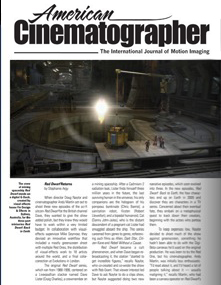 American Cinematographer red Dwarf Article